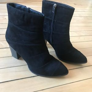 Black Rouge Boots